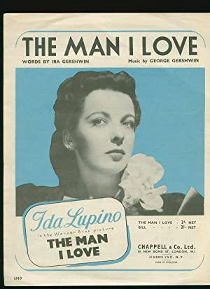 The Man I Love [Vintage Piano Sheet: George and Ira