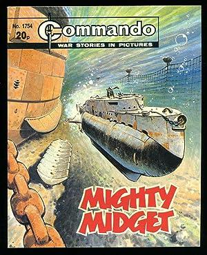 Commando War Stories in Pictures: No. 1754