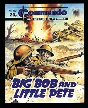Commando War Stories in Pictures: No. 1824