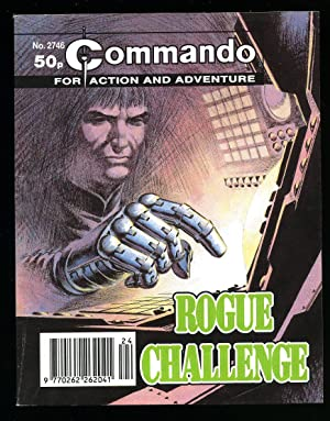 Commando for Action and Adventure: No. 2746