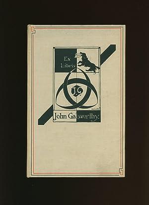 Ex Libris John Galsworthy: Galsworthy, John [Selected