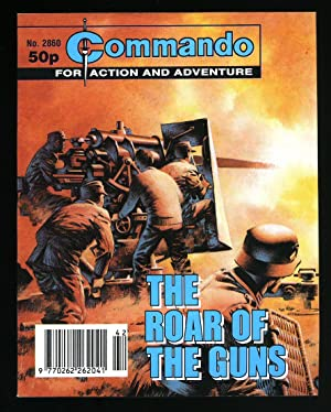 Commando for Action and Adventure: No. 2860