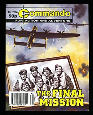 Commando for Action and Adventure: No. 2896