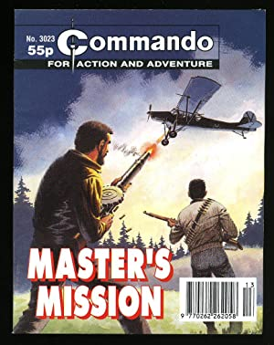 Commando for Action and Adventure: No. 3023