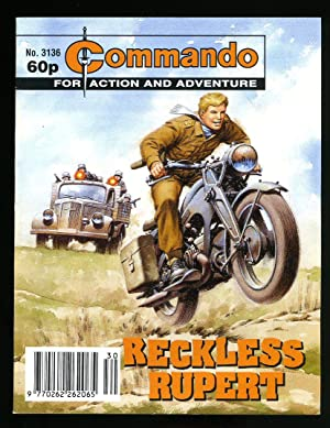 Commando for Action and Adventure: No. 3136