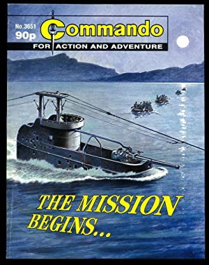 Commando for Action and Adventure: No. 3651
