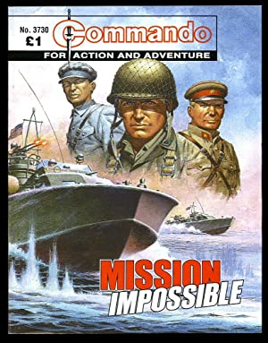 Commando for Action and Adventure: No. 3730