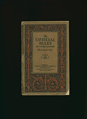 The Official Rules of Card Games; Hoyle