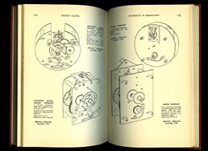 Modern Clocks; Their Repair and Maintenance: Robinson, T. R.