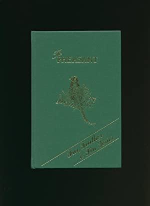 The Pheasant; Natural History, Shooting, Cookery [Fur,: Macpherson, The Reverend
