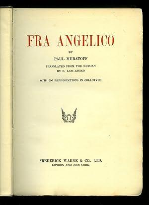 Fra Angelico: Muratoff, Paul [Translated