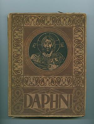 Daphni Le Monastère L'Église L'Histoire Les Mosaïques;: Perilla, F.