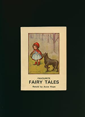 Favourite Fairy Tales: Hope, Anne [Illustrated