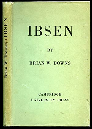 Ibsen: The Intellectual Background: Downs, Brian W.