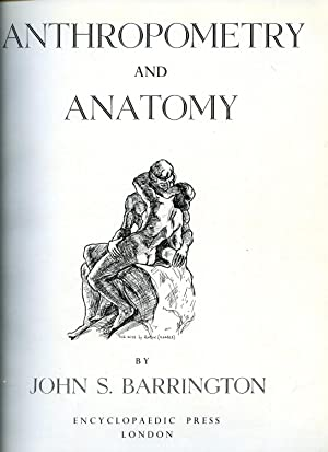 Anthropometry and Anatomy: Barrington, John S.