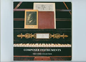 Composer Instruments; A Catalogue of the Cobbe: Cobbe, Alec [Technical