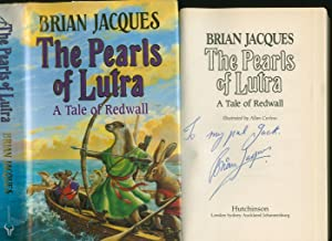 The Pearls of Lutra: A Tale of: Jacques, Brian [Illustrated