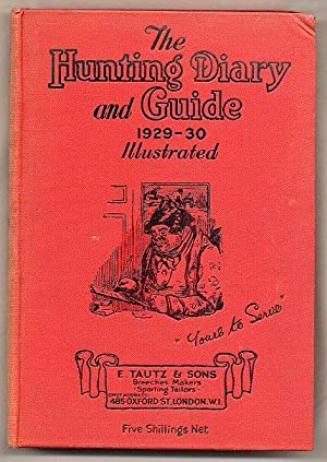 The Hunting Diary for 1929-30; A Guide