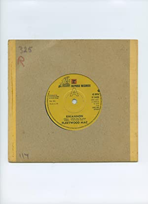 A Side: Rhiannon / B Side: Sugar Daddy 45 r.p.m. 7'' Vinyl Record [RS 1345 K 14430]:...