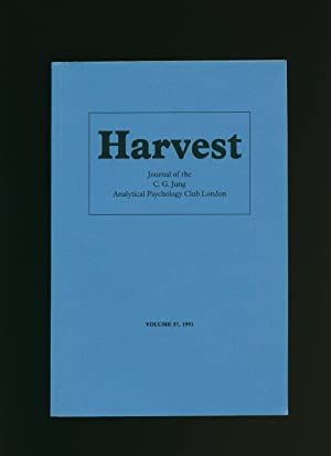 Harvest; Journal of the C. G. Jung: Edited by Joel