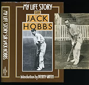 My Life Story [Signed]: Hobbs, Sir Jack