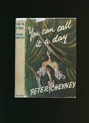 You can call it a day: Cheyney, Peter [Reginald