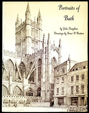 Portraits of Bath: Tompkins, John [Drawings