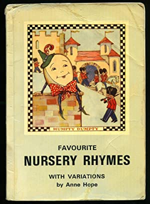 Favourite Nursery Rhymes with Variations: Hope, Anne [Illustrated
