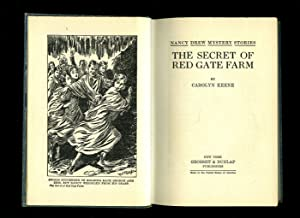 The Secret of Red Gate Farm: Keene, Carolyn [House
