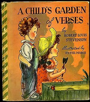 A Child's Garden of Verses [Merry-Go-Round Series: Stevenson, Robert Louis