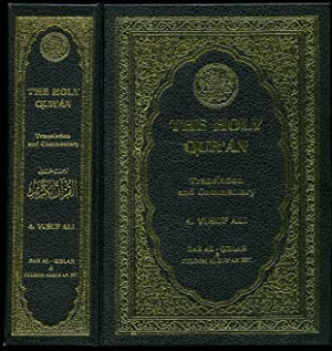 The Holy Qur'an: A. Yusuf Ali
