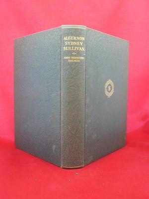 ALGERNON SYDNEY SULLIVAN: Holmes, Anne Middleton