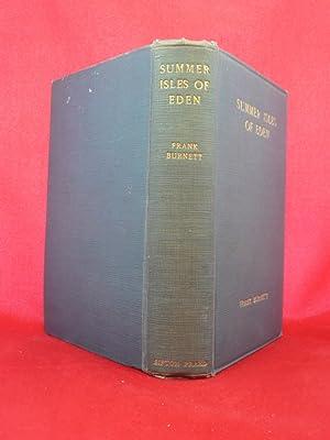 SUMMER ISLES OF EDEN: Burnett, Frank