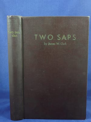 TWO SAPS AND FOURTEEN OTHER STORIES: Clark, James W. [James Walter, b. 1878]
