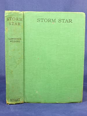 STORM STAR: Ward, Louise May Burr [b. 1874, pseudonym- Lawrence Wilding]