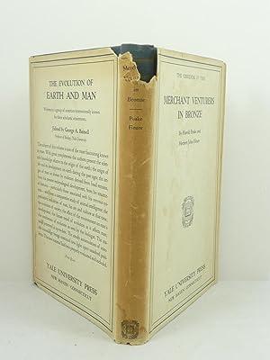 MERCHANT VENTURERS IN BRONZE: Peake, Harold [1867-1946] and Herbert John Fleure [1877-1959]