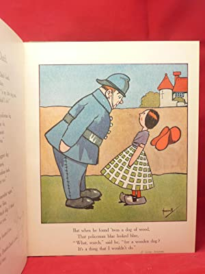 DONT TELL. NEW NURSERY RHYMES [Written by G.E. Farrow and others. Pictured by John Hassall]: G. E. ...
