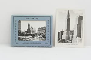 NEW YORK CITY ACTUAL PHOTOGRAPHS: Mainzer, Alfred