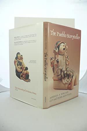 THE PUEBLO STORYTELLER. DEVELOPMENT OF A FIGURATIVE CERAMIC TRADITION: Babcock, Barbara A. and Guy ...