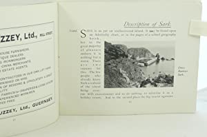 A SOUVENIR OF SARK, C.I. [Channel Islands]: Hotel Bel-Air]
