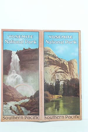 YOSEMITE NATIONAL PARK [SOUTHERN PACIFIC LINES]: Southern Pacific Lines