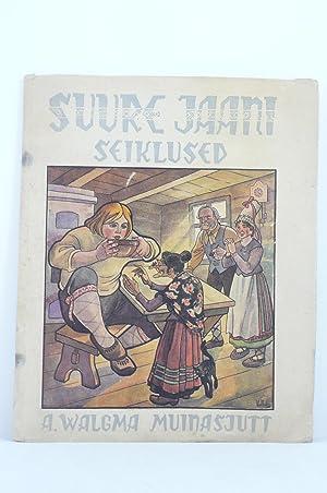 SUURE JANNI SEIKLUSED [literally Midsummer Great Adventures; title of English summary is THE ...