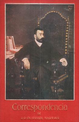 CORRESPONDENCIA DE J. P OLIVEIRA MARTINS.: OLIVEIRA MARTINS (Francisco
