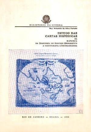 ESTUDO DAS CARTAS HISTÓRICAS DA MAPOTECA DA: SILVA FURTADO (Major