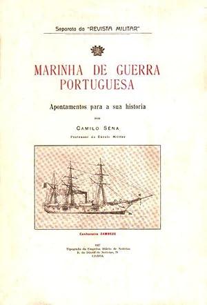 MARINHA DE GUERRA PORTUGUESA.: SÊNA. (Camilo)