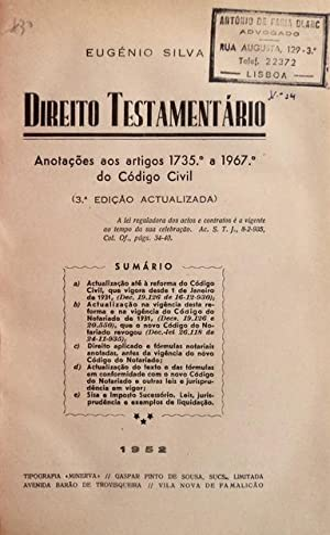 silva eugenio - AbeBooks