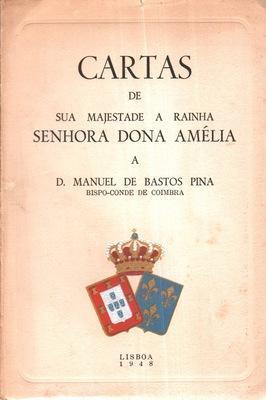 CARTAS DE SUA MAJESTADE A RAINHA SENHORA