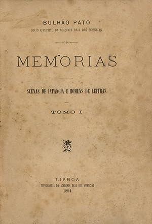 MEMORIAS.: BULHÃO PATO. (Raimundo