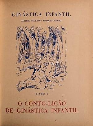 GINÁSTICA INFANTIL.: MARQUES PEREIRA. (Alberto