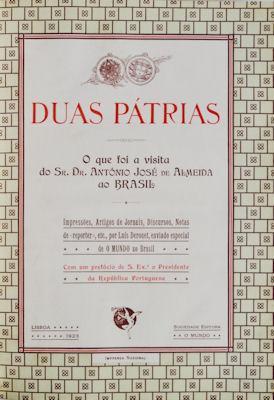 DUAS PÁTRIAS.: DEROUET. (Luís)